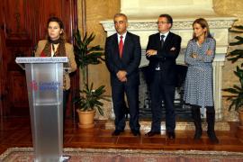 El Consell entrega sus últimos Premis Mallorca con gratificación económica
