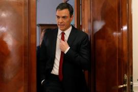 Sánchez desvela que su aspiración es «agotar la legislatura»