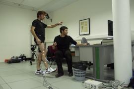 Investigadores de Inca desarrollan un proyecto para crear zapaterías virtuales