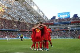 Bélgica cumple y exhibe su potencial ante Panamá