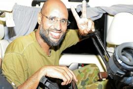 La Haya negocia la entrega de Saif al Islam, hijo del dictador libio Gadafi