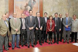 Los transportistas piden a Bauzá un ley para erradicar el intrusismo en Balears