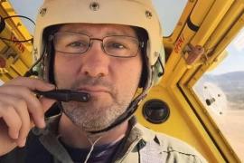 La familia del piloto del Ibanat fallecido agradece «el respeto y apoyo» del pueblo de Moguer