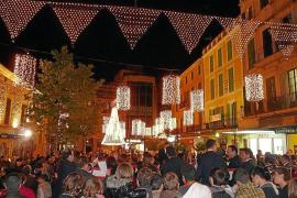 Manacor se queda sin las tradicionales luces navideñas como medida drástica de ahorro