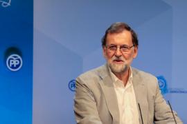 Rajoy se reincorpora a su plaza de registrador de la propiedad en Santa Pola