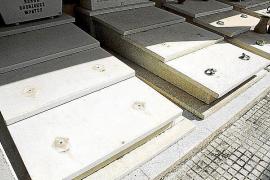 Detenido por robar latón en 1.500 nichos del cementerio de Bon Sosec