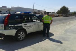 Muere un motorista de 24 años en Formentera