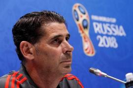"""Hierro: """"Tenemos que olvidarnos de Portugal, Irán nos va a poner en muchas dificultades"""""""