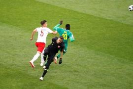 Senegal tumba con fortuna a una inocente Polonia