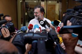Rajoy ya trabaja de registrador sin «nervios», tras su etapa en la política