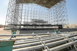 El Festival 125 Veranos transcurrirá bajo un «espectacular» escenario en Son Fusteret