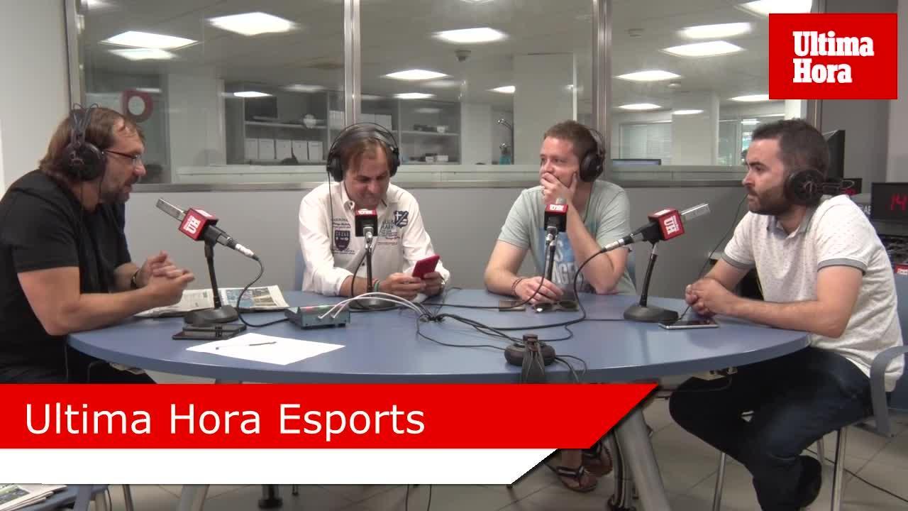 José María García, protagonista en Ultima Hora Esports