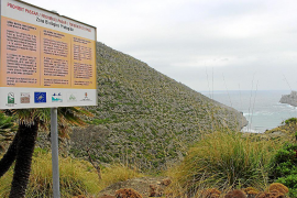 La modificación de la Ley de Impacto 'salva' el paso público a Cala Castell