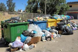 Manacor afronta una huelga indefinida de recogida de basura al inicio del verano