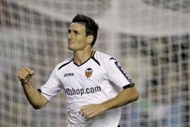 El Valencia ganó sin sufrir ante un Getafe que se mete abajo