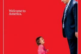 'Time' se plantea «qué clase de país somos» por la separación de niños de sus padres en la frontera