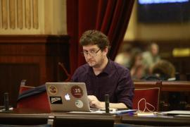 Sectores de Podemos piensan en Alberto Jarabo como candidato a la alcaldía de Palma