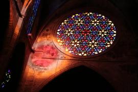 El sol que más luce en la Catedral de Mallorca