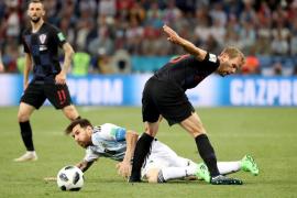 Croacia se clasifica para octavos tras ganar a Argentina
