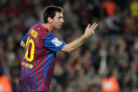 Messi destroza al Mallorca en un asalto