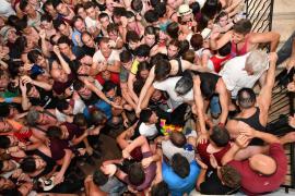 Cuatro detenidos en una pelea en el puerto de Ciutadella durante las fiestas de San Juan