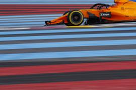 Alonso saldrá el 16 en el GP de Francia una semana después de coronar Le Mans
