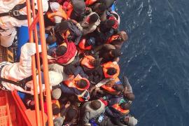 Rescatan a más de 750 migrantes en las costas españolas