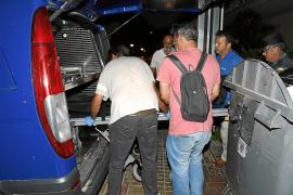 El turista muerto en un hotel tenía más de doce golpes