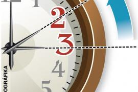 Esta madrugada se retrasan una hora los relojes para dar paso al horario de invierno