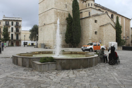 La falta de cloro en la fuente de Santa Maria la Major de Inca puede generar un brote de legionela