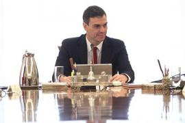 Sánchez anuncia un plan de lucha contra la explotación laboral.