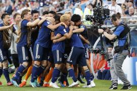 Japón y Senegal empatan en un espectacular partido