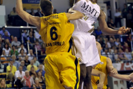 El Real Madrid se despacha a medio gas al Gran Canaria