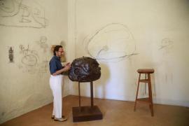 La Fundación Miró presenta los grafitos de Son Boter
