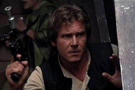 Subastado el Blaster de Han Solo en Star Wars: El retorno del Jedi por más de medio millón de dólares