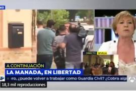 Celia Villalobos, sobre la víctima de 'la Manada': «No estaban de ejercicio espiritual, estaban en los Sanfermines»