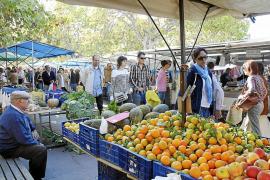 El Ajuntament de Santa Maria modifica las tasas del mercado para favorecer a los payeses