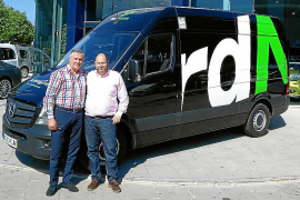 Palomero Cargo ha adquirido de Autovidal una Mercedes-Benz Sprinter