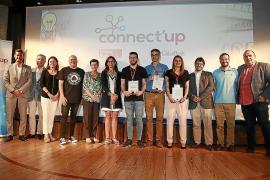 Entrega de premios Connect 'up
