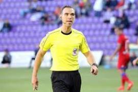 Un árbitro del Comité Balear en Primera División, 25 años después