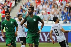 Arabia Saudí derrota a Egipto y ensombrece el récord de El Hedary