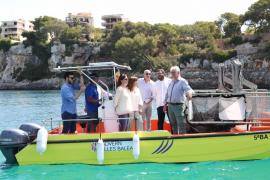 El servicio limpieza litoral recoge 12 toneladas de residuos de la costa de Baleares