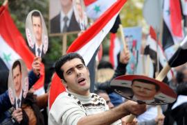 Al Asad amenaza a Occidente y advierte contra una intervención en su país