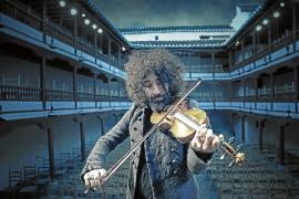 Ara Malikian vuelve a poner su violín al servicio de la «cultura popular»