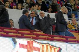 Varios empleados del Mallorca denunciarán a Serrra Ferrer y Biel Cerdà por 'mobbing'