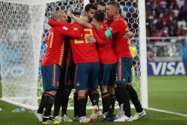 España acaba primera de grupo y se enfrentará a Rusia en octavos