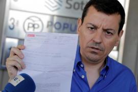 El PP rechaza candidatura de José Luis Bayo por no cumplir los requisitos