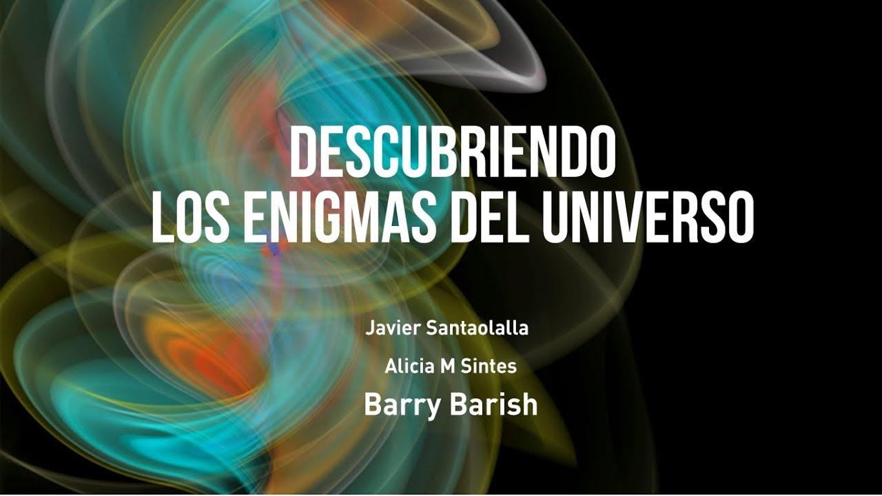 Conferencia íntegra de Barry Barish, Nobel de Física, en el Auditórium de Palma