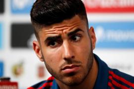 Asensio no desmiente los rumores ni el interés del Liverpool