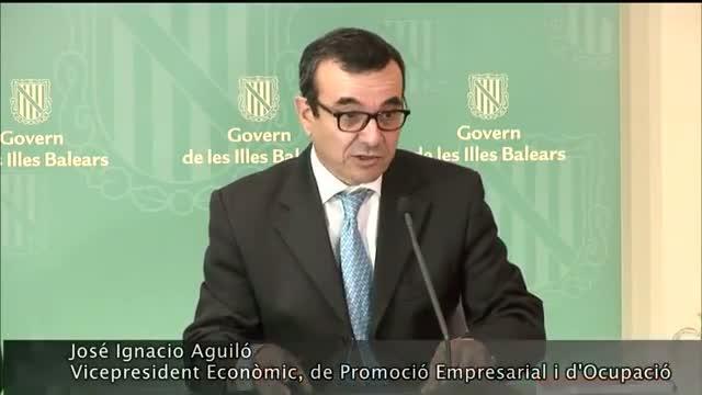 Uno de cada cinco euros del Presupuesto de Balears será para pagar a los bancos